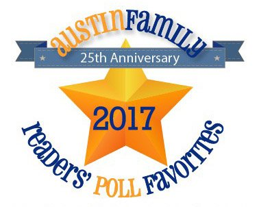 Austin family readers poll favorite place to have a birthday party